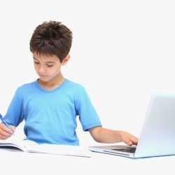 Cuándo y dónde los niños deben hacer sus deberes