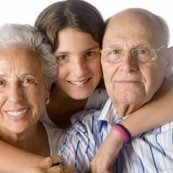 Abuelos y nietos: una unión enriquecedora