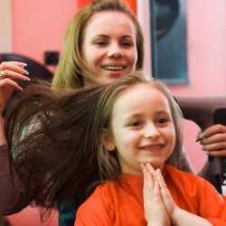 Consejos para el cuidado del pelo de los niños