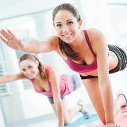 Pilates para la recuperación posparto