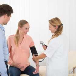 Bajadas de tensión durante el embarazo