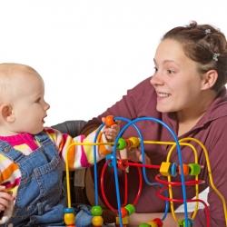 Estimulación temprana en los bebés