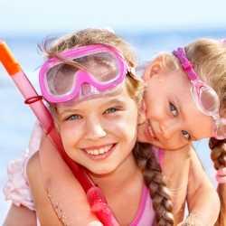 Vacaciones y destinos según la edad de tus hijos