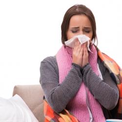 Resfriado en el embarazo. ¿Qué hacer?