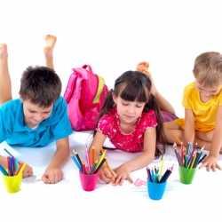 Tipos de dibujos infantiles según la edad de los niños