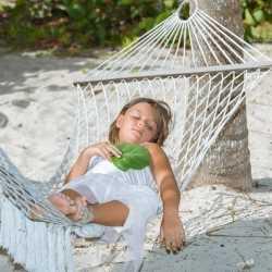 La siesta de los bebés y niños