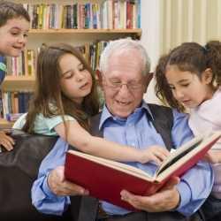 Nietos y abuelos: el papel de los abuelos