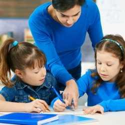 Adaptación de niños de 3 a 5 años a la escuela o colegio
