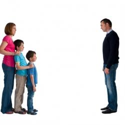 Ausencia del padre: reacciones del hijo