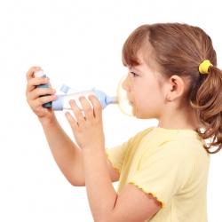 Niños asmáticos: el asma y los niños