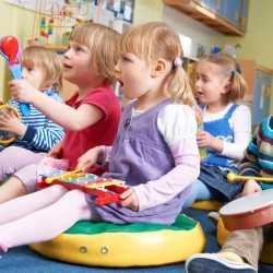Los beneficios de la música en los niños