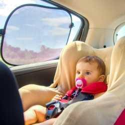 Prevención de accidentes en el coche: sillas de auto para bebés y niños