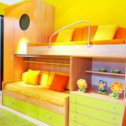 Colores de la habitación de los niños