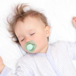 El chupete: consecuencias para el habla de los niños