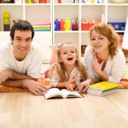 Cómo crear el hábito de leer libros en los niños