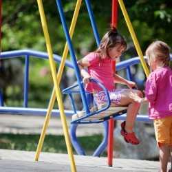 El papel de los padres en los parques infantiles