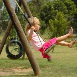 Seguridad de los parques infantiles