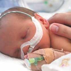 El bebé prematuro