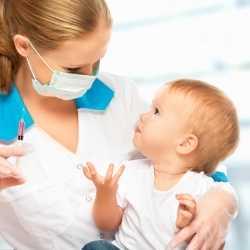 Tosferina en bebés y niños