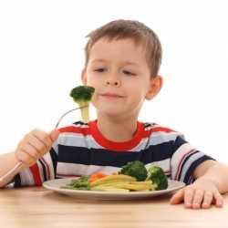 Alimentación del niño preescolar