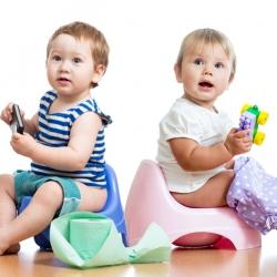 ¿Está tu hijo preparado para controlar el pis?