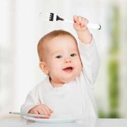 Alimentación para el primer año de vida del bebé