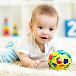 Los juegos y el desarrollo de la personalidad de los bebés