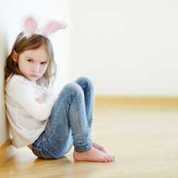 Cómo sobrellevar las rabietas de los niños