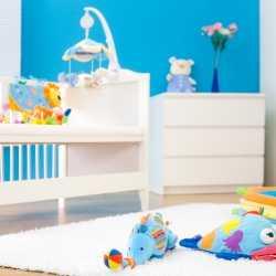 Consejos para la primera habitación del bebé