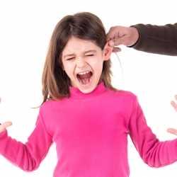 Pegar a los hijos carece de sentido