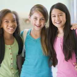 Amigos del colegio: buenas y malas influencias
