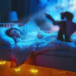 ¿Qué debemos hacer cuando los niños tienen pesadillas?
