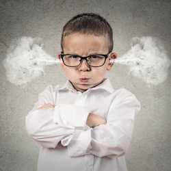 Berrinches y Rabietas: cuando el niño no acepta los límites