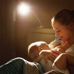 Lactancia Materna: dar el pecho al bebé