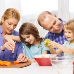 Cómo conseguir que los niños coman de todo