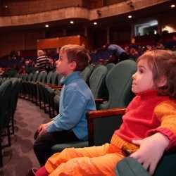 El teatro infantil y los niños