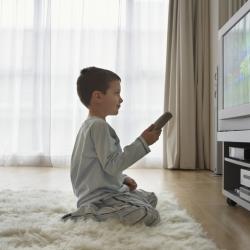 Violencia en la televisión y sus efectos emocionales en los niños