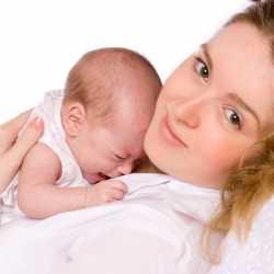 Los cólicos en los bebés