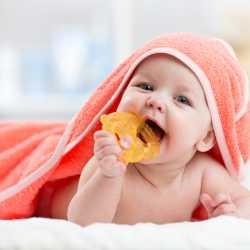 Cómo aliviar las molestias de los dientes del bebé