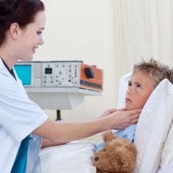 Niños con hermano hospitalizado