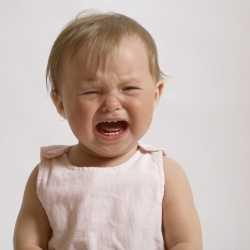Los llantos del bebé