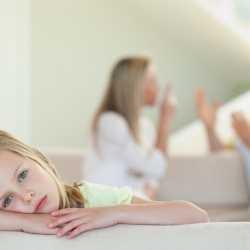 Reacciones de los hijos a la separación o divorcio de sus padres