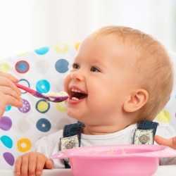 Alimentación para bebés: de la lactancia a la papilla
