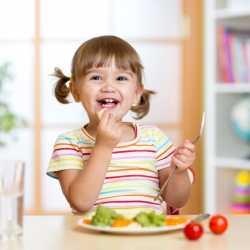 Alimentación infantil: cenas para los niños