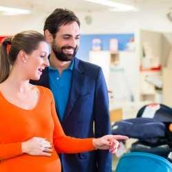 Embarazo: compras y preparación de la madre antes del parto