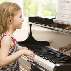 La disciplina y el esfuerzo de los niños