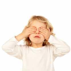 Cómo educar a niños y bebés ciegos