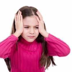 Migraña infantil: niños con dolor de cabeza