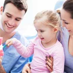 La salud bucal de los niños