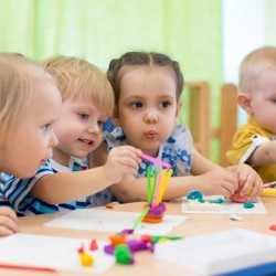 La guardería: su primera escuela de la vida